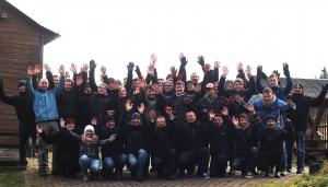 Teambuilding Geising Dezember 2013
