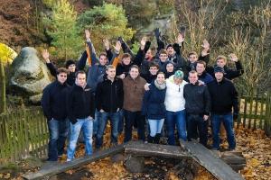 Teambuilding November 12
