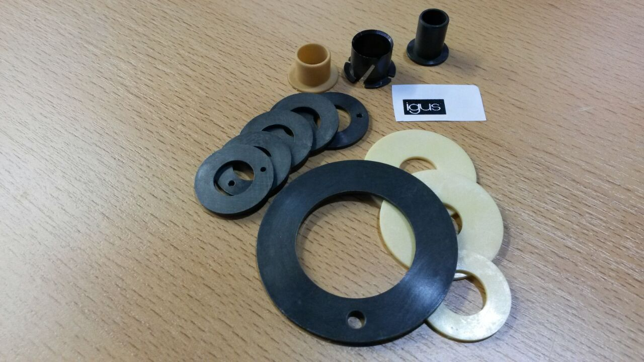 Bushings from Igus GmbH