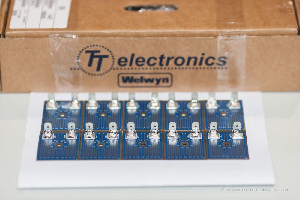 Dis-/Precharge – resistors from TT-Electronics