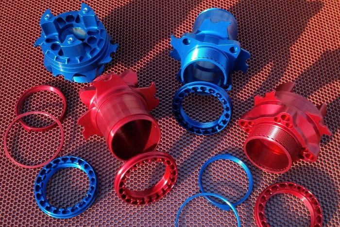 Turning/Milling parts from Maschinenbau W. Wächtler