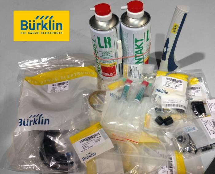 Ready, set, solder! – With Bürklin