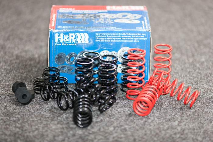 Springs from a specialist for suspension