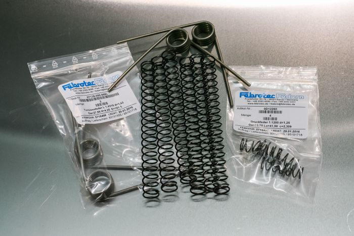 Springs from our Sponsor Febrotec