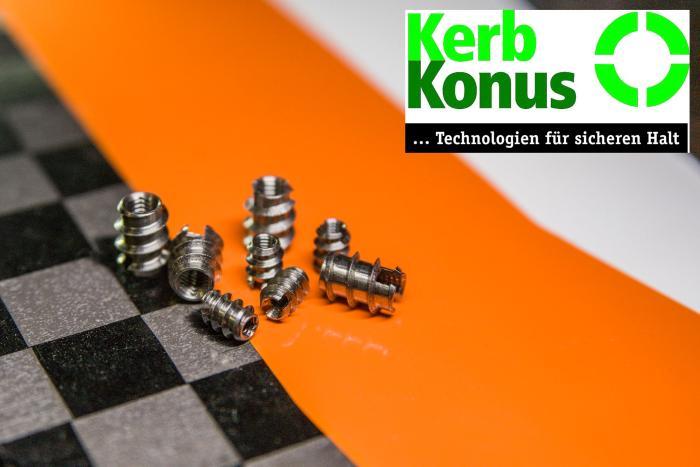 Thread Inserts by Kerb Konus